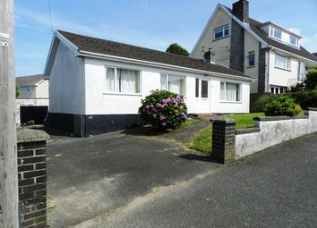 Thumbnail 3 bed detached bungalow for sale in Douglas James Way, Haverfordwest, Pembrokeshire
