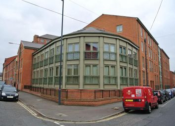 Thumbnail 2 bedroom flat to rent in Brook Street, Derby