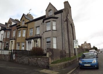 Thumbnail 5 bed end terrace house for sale in Segontium Road South, Caernarfon, Gwynedd