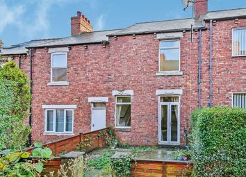 3 bed terraced house for sale in Frederick Street, Chopwell, Newcastle Upon Tyne NE17