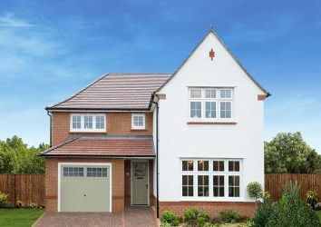 Thumbnail 4 bedroom detached house for sale in Chester Road, Penymynydd, Flintshire