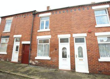 Thumbnail 2 bed terraced house for sale in Stanley Street, Biddulph, Stoke-On-Trent