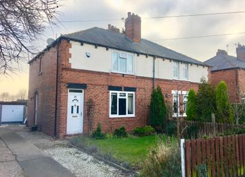 Thumbnail 3 bed semi-detached house for sale in Savile Road, Methley, Leeds
