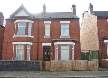 Thumbnail 4 bed semi-detached house for sale in Wyley Road, Radford, Coventry, West Midlands