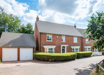 Thumbnail 6 bed detached house for sale in Whitebeam Close, Weston Turville, Aylesbury