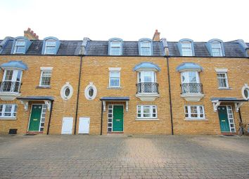 Thumbnail 3 bed terraced house to rent in Belmont Mews, London