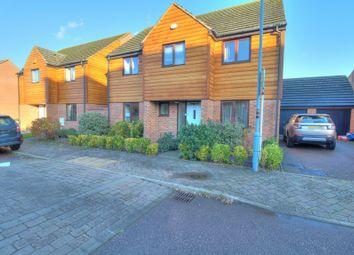 Ulverston Crescent, Broughton, Milton Keynes MK10. 4 bed detached house for sale