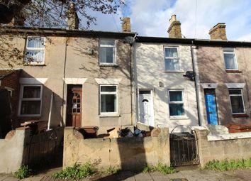 Thumbnail 2 bed terraced house for sale in Trafalgar Street, Gillingham, Kent