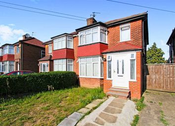 Thumbnail 3 bed semi-detached house for sale in Lamorna Grove, Stanmore