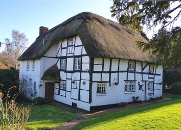 Thumbnail 5 bed detached house for sale in High Street, Burbage, Marlborough, Wiltshire