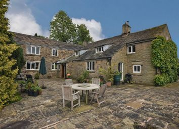 Thumbnail 4 bed detached house for sale in Wayside Farm, The Wash, Chapel-En-Le-Frith