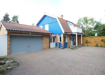 Thumbnail 4 bed detached house for sale in Svenskaby, Orton Wistow, Peterborough, Cambridgeshire