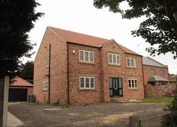 Thumbnail 6 bed detached house for sale in Field View, Byram, Knottingley