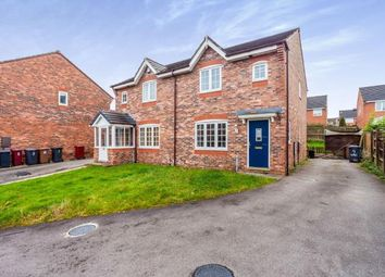 3 bed semi-detached house for sale in Wagstaffe Close, Blackburn, Lancashire, . BB2