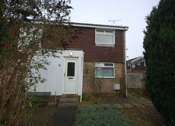 Thumbnail 2 bed flat to rent in Barrasford Road, Newton Hall, Durham, County Durham