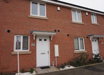 Thumbnail 2 bedroom terraced house for sale in Anglian Way, Stoke, Coventry