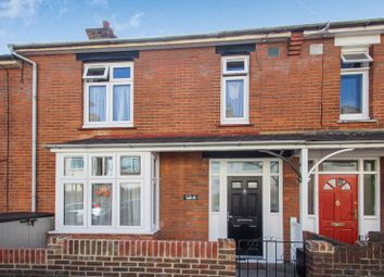 Thumbnail 3 bed terraced house for sale in Upper Luton Road, Chatham
