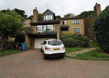 Thumbnail 5 bed detached house for sale in Oaklands Park, Grasscroft, Oldham