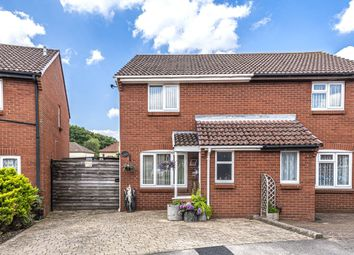 Thumbnail 3 bed semi-detached house for sale in Penhale Gardens, Titchfield Common, Hampshire