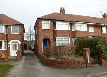 Thumbnail 3 bed semi-detached house to rent in Birch Way, Poulton-Le-Fylde