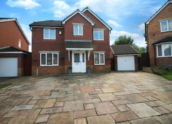 Thumbnail 4 bedroom detached house for sale in Whiteoak View, Darcy Lever, Bolton, Lancashire