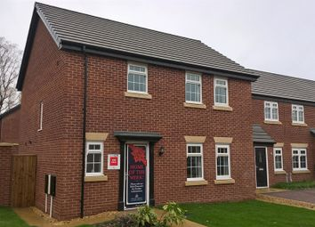 "Thumbnail 3 bedroom detached house for sale in ""Burgess "" at D'urton Lane, Broughton, Preston"