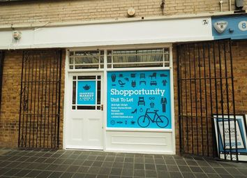 Thumbnail Retail premises to let in 7A Greenwich Market, Greenwich, London