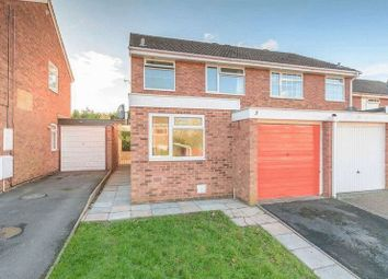 Thumbnail 3 bed semi-detached house to rent in Cherrybrook Drive, Broseley