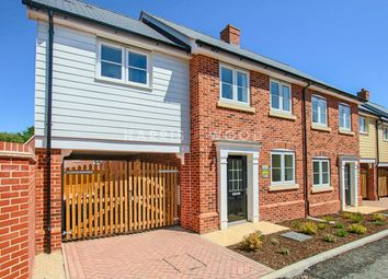 Thumbnail 3 bed end terrace house to rent in Copse Drive, Rowhedge, Colchester