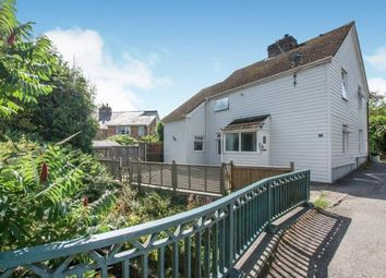 Thumbnail 3 bed semi-detached house for sale in Brookside, Temple Ewell, Dover, Kent