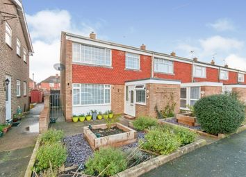 3 bed end terrace house for sale in Brede Close, Eastbourne BN22