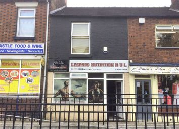 Thumbnail Commercial property for sale in Liverpool Road, Newcastle, Staffordshire