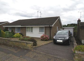 Thumbnail 2 bed semi-detached bungalow for sale in Springfield Road, Wilbarston, Market Harborough