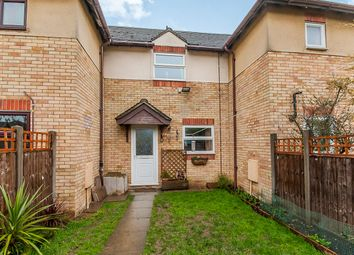 Thumbnail 1 bed terraced house for sale in Lime Tree Close, Yaxley, Peterborough
