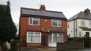 2 bed detached house to rent in Albert Road, Chaddesden, Derby DE21