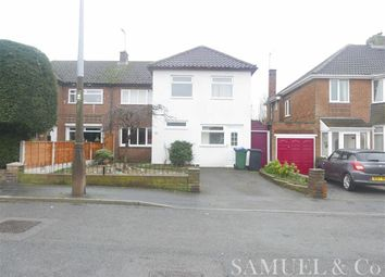 Thumbnail 4 bed semi-detached house to rent in Doe Bank Road, Tipton