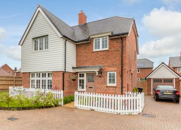 Thumbnail 4 bed detached house for sale in Russell Road, Tonbridge, Kent