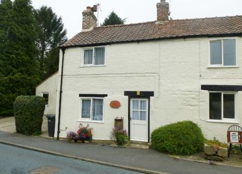 Thumbnail 2 bed end terrace house to rent in The Nookin, Husthwaite, York