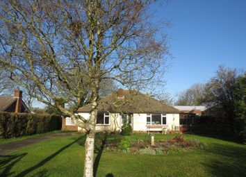Thumbnail 4 bed detached bungalow for sale in East Gomeldon Road, Gomeldon, Salisbury