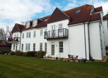 Thumbnail 2 bed flat for sale in Mariners, 56 Aldwick Avenue, Bognor Regis