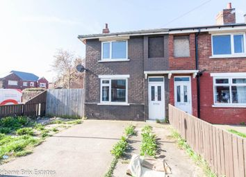 Thumbnail 2 bed end terrace house for sale in Millbrook Avenue, Middlesbrough