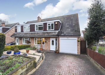 Thumbnail 4 bed semi-detached house for sale in Blackwater Way, Braintree