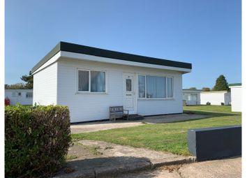 2 bed lodge for sale in Lavernock Road, Penarth CF64