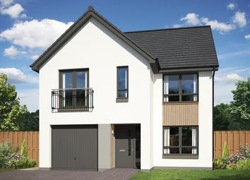 Thumbnail 4 bed detached house for sale in Lathro Farm, Off The A922/South Street, Kinross