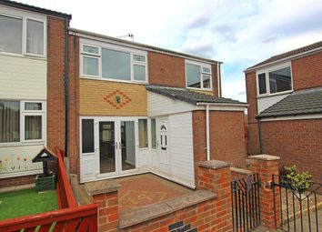 Thumbnail 3 bed mews house for sale in Dickinson Close, Bolton