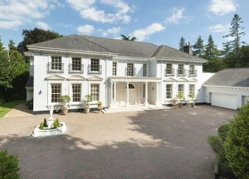 Thumbnail 7 bedroom detached house for sale in Old Avenue, St. Georges Hill, Weybridge