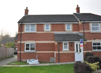 Thumbnail 3 bed end terrace house to rent in Whitefriars Walk, Exeter