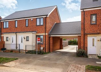 Thumbnail 2 bedroom semi-detached house for sale in Jenner Boulevard, Lyde Green, Bristol