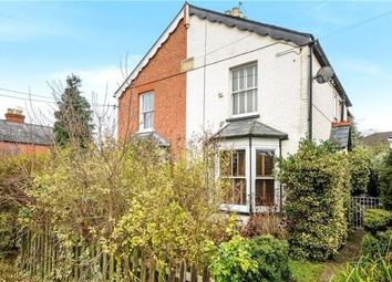 Thumbnail 3 bed semi-detached house for sale in New Road, Ascot, Berkshire