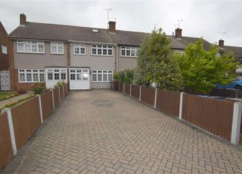 Thumbnail 4 bed terraced house for sale in Magnet Terrace, Stanford-Le-Hope Corringham, Essex